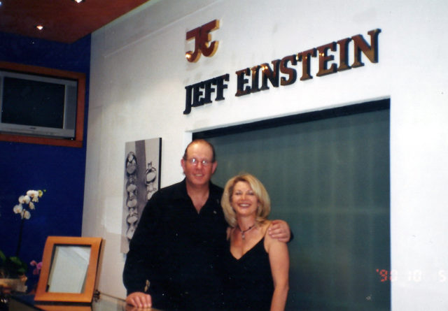 Jeff Einstein Jewellery in Bay Street, Double Bay
